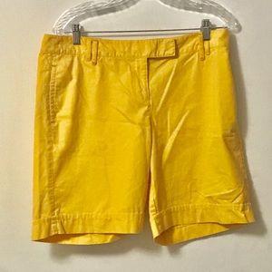 Ann Taylor Long Chino Shorts